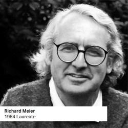 Richard Meier 1984 Laureate