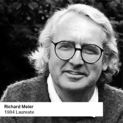 Richard Meier 1984 Laureate