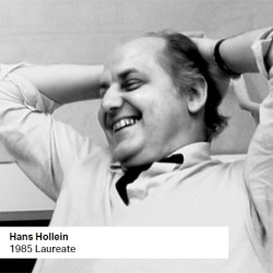 Hans Hollein 1985 Laureate