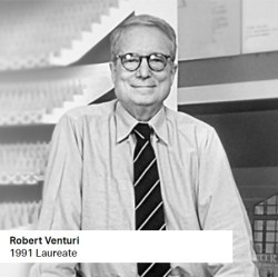 Robert Venturi 1991 Laureate