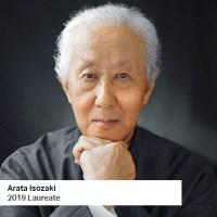 2019 Pritzker Architecture Prize Laureate – Arata Isozaki