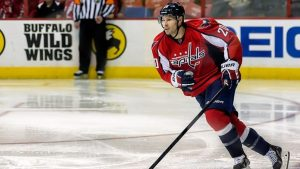 Troy Brouwer with the Capitals in 2015.