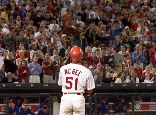 on sale 4864a afcc0 Willie McGee's number deserves to be retired | ArchCity.Media