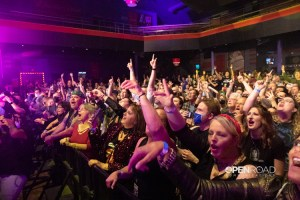 The Struts audience
