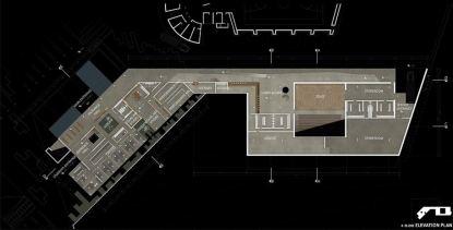 +0.00 Elevation Plan | Courtesy of Suyabatmaz Demirel Architects