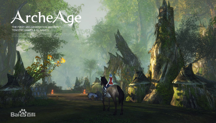 Archeage Wallpaper ArcheAge Reviews