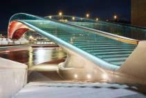 Ponte della Costituzione by Santiago Calatrava