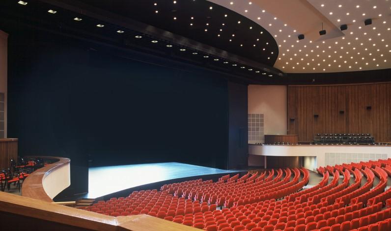 Casino Kursaal Theateradvies Bv Archello