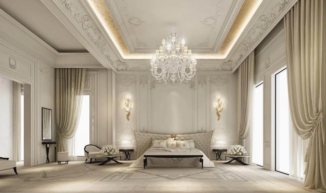 Majestic Bedroom Interior By IONS DESIGN Archello