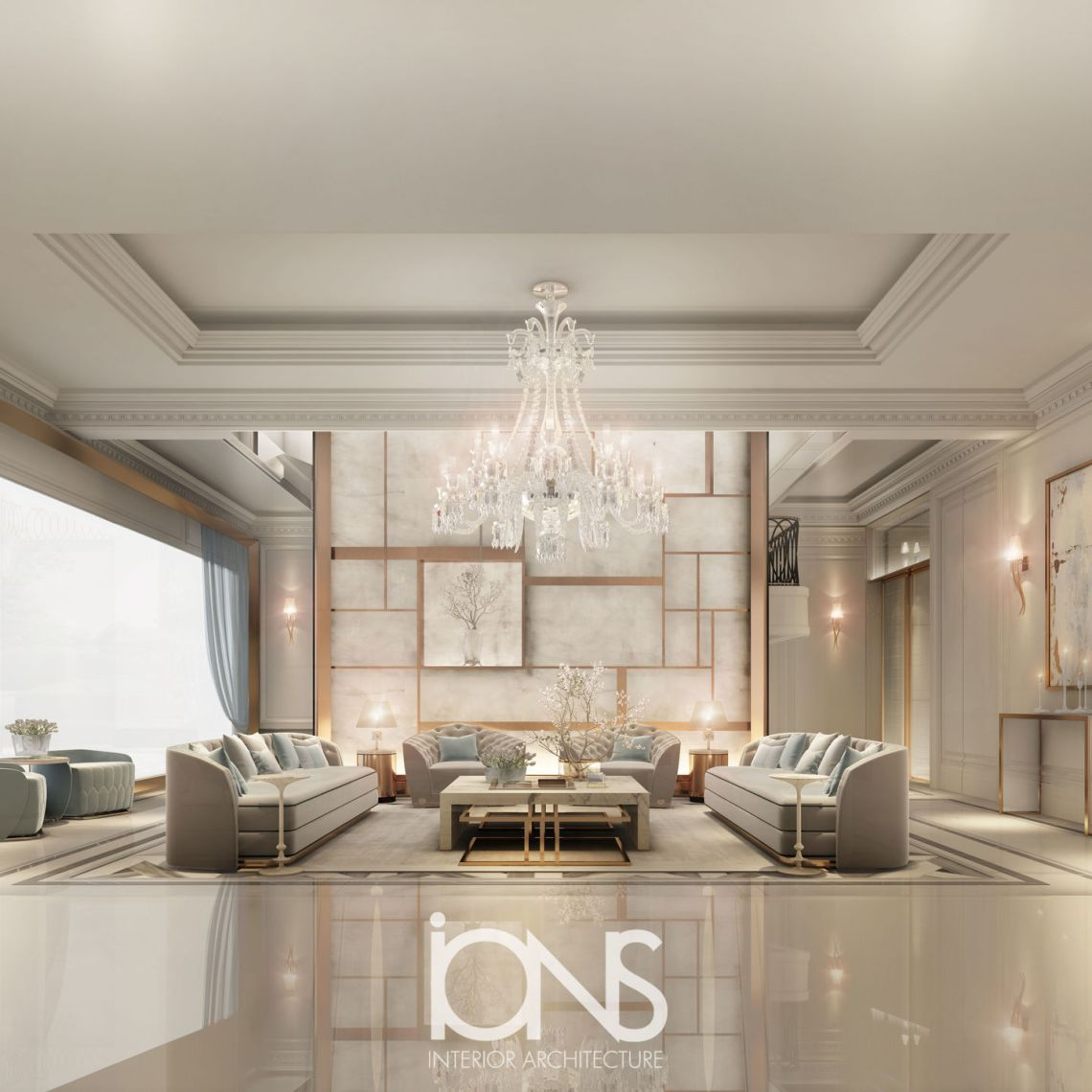 Mid Century Modern Living Room Design for 2019 | IONS ...