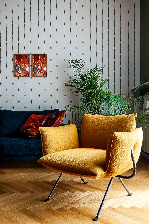 Ascoltiamo le vostre esigenze, le accogliamo e le sintetizziamo in un progetto di interior design chiaro, concreto ed emozionale. Appartamento Contemporaneo Pleroo Design Studio Media Photos And Videos 15 Archello