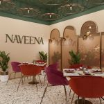 Naveena Modern Indian Restaurant Design Comelite Architecture Structure And Interior Design Archello