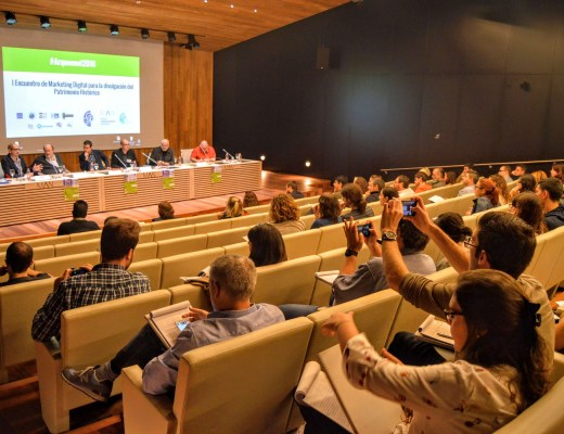 Arqueonet 2016: Digital Marketing y Arqueología