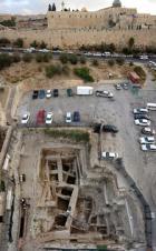 Immagine degli scavi