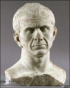 Busto di Giulio Cesare - Arles