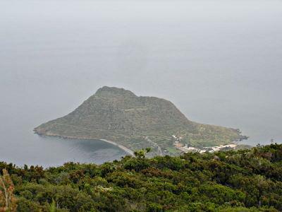 Capo Graziano - Filicudi (Eolie)