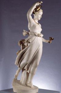 Antonio Canova: Ebe, 1816 - 1817