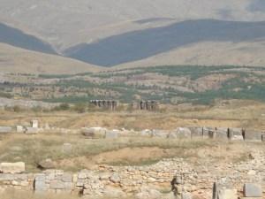 Vue des ruines d'Antioche. Credits : Maderibeyza - CC by SA.