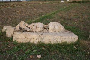 colosse Ramsès II Pi-Ramsès