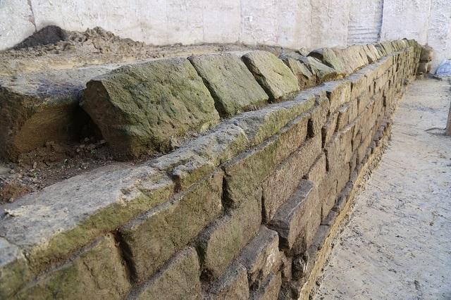 Le plus vieil aqueduc romain découvert sur le tracé de la ligne C