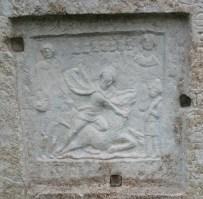 Mithra, stèle de décidace du IIIe siècle, Bulgarie