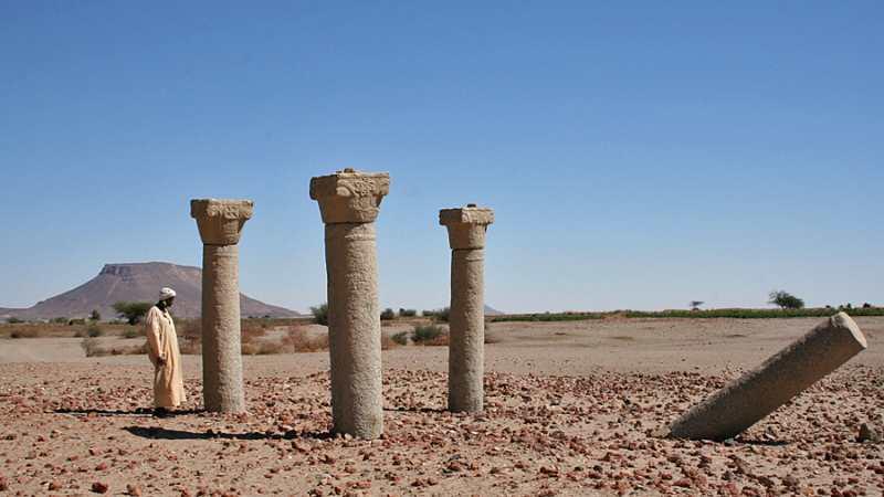 L'île de Saï, perle archéologique entre Nubie et Égypte
