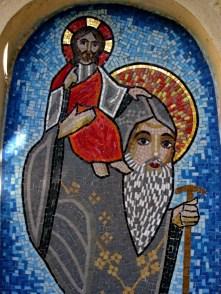 mosaïque-copte-moderne-saint-bishoy