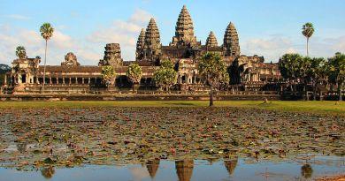Temple Angkor Vat