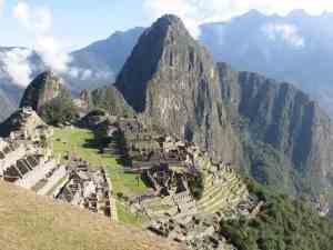 Machu Pichu Pérou