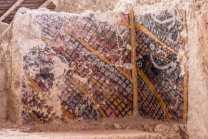 fresque temple Ventarron Pérou