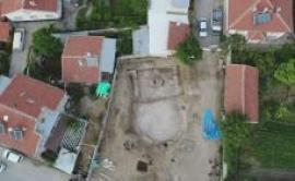 ladik-fouilles-gymnase-turquie