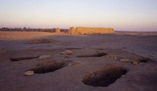 cimetière nubien moyen empire nekhen hierakonpolis