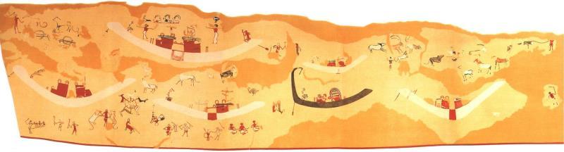tombe nekhen hierakonpolis plus anciennes fresques
