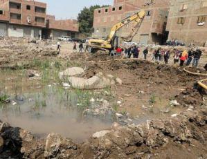 Urbanisation archéologie Héliopolis