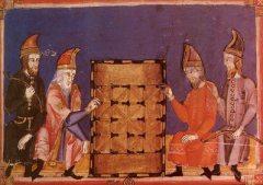 miniature-alquerque-jeu-medieval