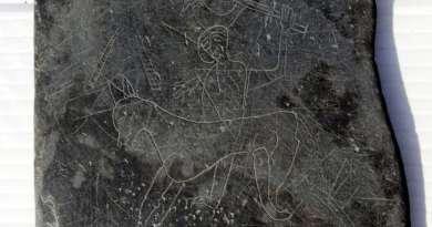 graffiti médiéval dublin