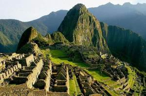 Cité Inca Machu Pichu