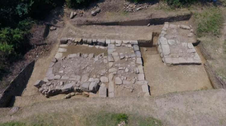 Découverte d'une cité antique détruite par les Romains en Albanie