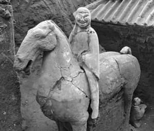 cavalier-armee-terre-cuite-miniature-prince-chinois