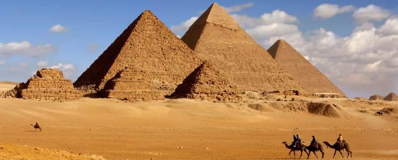 Grands sites archéologiques de l'Egypte ancienne par périodes historiques
