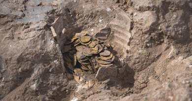 Caché il y a 1100 ans, un trésor de 425 pièces d'or pur retrouvé en Israël