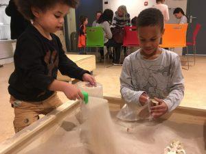 Kinderen archeologie