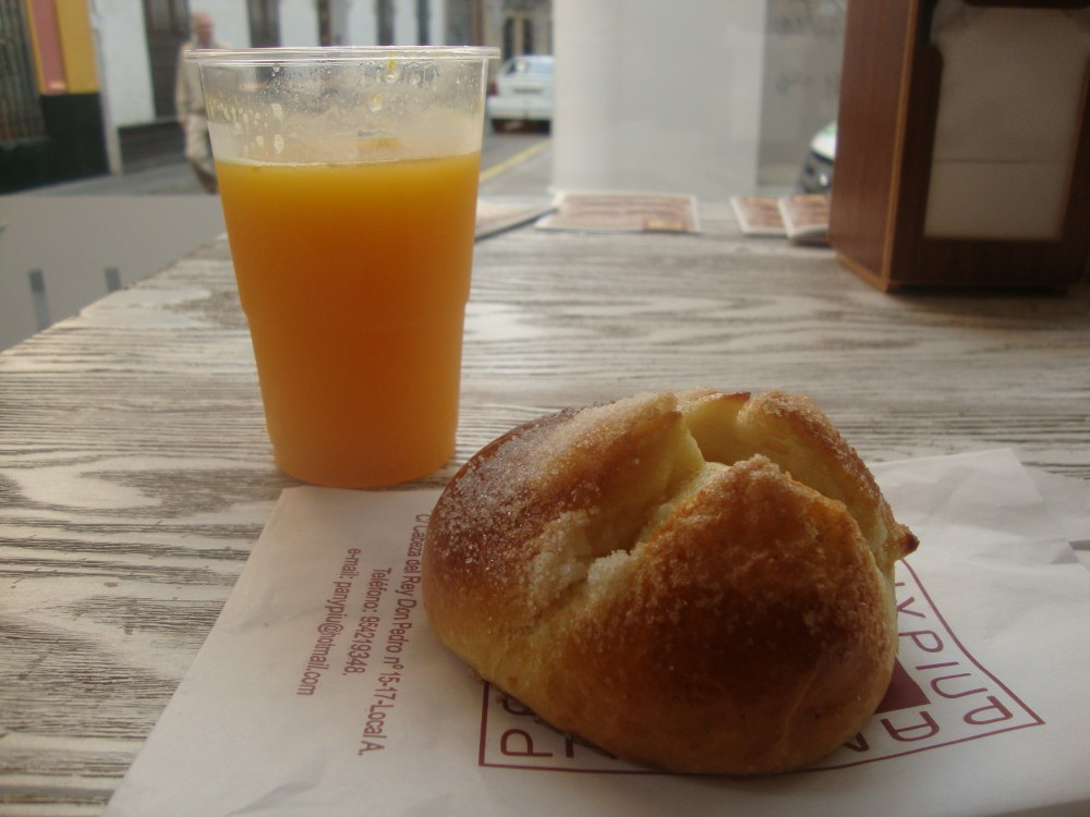 Sevilla Pastry Crawl 2014 (4/6)