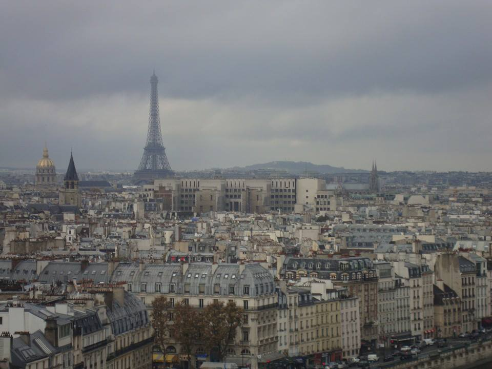 2.5 months and a weekend in Paris (2/5)