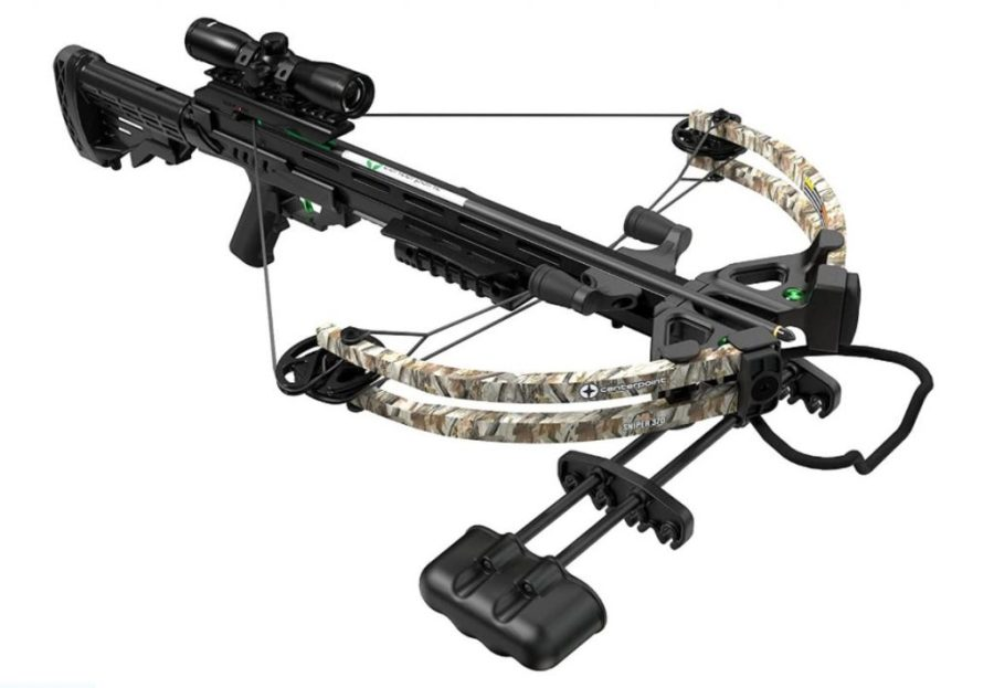 CenterPoint Crossbow Review - Sniper 370