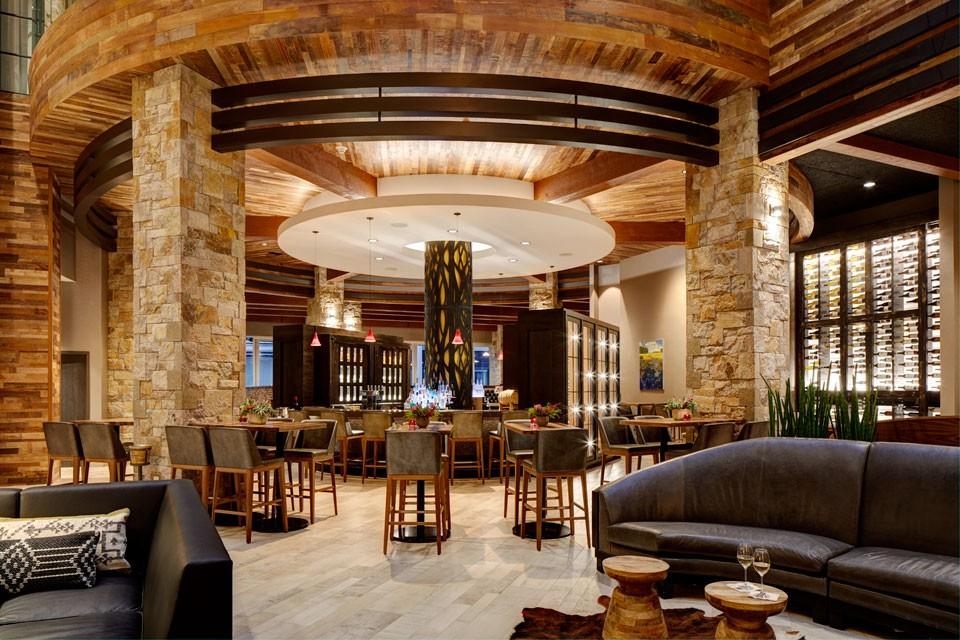 Charlie Palmer Steak Downtown Napa RestaurantRestaurant