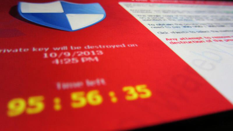 ransomware-clock
