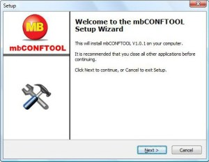 Image of the MB Connect Line software setup wizard that was hacked by Dragonfly attackers in 2014.