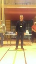 Frederic vice champion dptal senior
