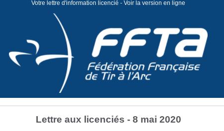 Déconfinement / FFTA